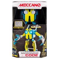 Meccano Micronoid - Code