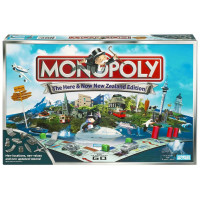 Monopoly NZ Edition