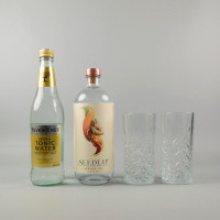 Moore Wilson Non Alcoholic 'G&T' pack