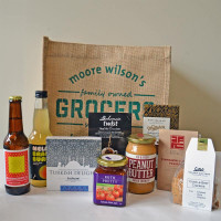 Gourmet Gift Pack Wellington shopping bag