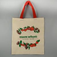 Moore Wilson's Festive Cotton Bag