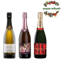 New Zealand Sparkling Wine Mixed 3 Pack