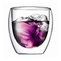 Bodum Pavina Double-Wall Glasses: Medium