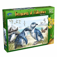 Treasures of Aotearoa : Penguin Parade