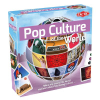 Pop Culture Of The World Game