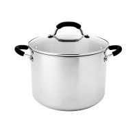 Raco Contemporary Stainless Steel Stockpot