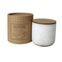 Raine & Humble Scented Candle in Canister Cotton