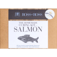 Ross & Ross - The Homemade Curing Kit… Salmon