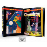 ScienceWiz Chemistry Science Kit