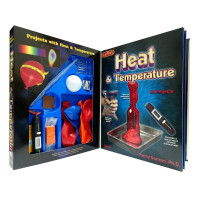 Science Wiz Heat & Temperature