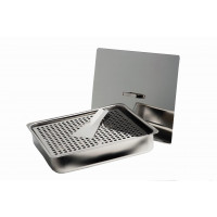 Dissco Stainless Steel Fish Smoker