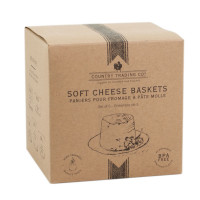 Country Trading Soft Cheese Baskets