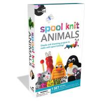 Spicebox Spool Knit Animals