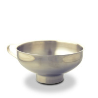 Stainless Steel 140mm Jam Funnel