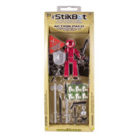 Stikbot Action Pack - Red