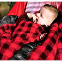 Swanndri Buggy Blanket Red