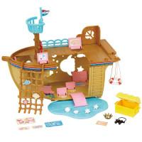 Sylvanian Families Adventure Treasure Ship