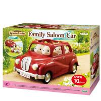 Sylvanian Families Burgundy Family Car