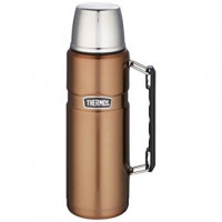 Thermos Stainless King Flask - Copper