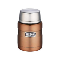 Thermos Stainless King Food Flask - Copper