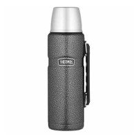 Thermos King 1.2 Litre Grey Flask