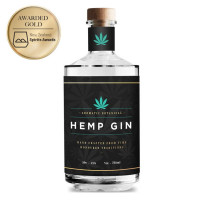 The National Distillery Company Hemp Gin