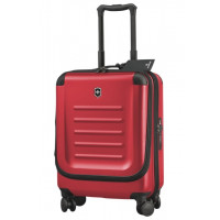 Victorinox Spectra Dual-Access Global Carry-on - Red