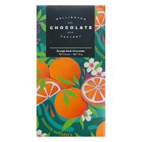 Wellington Chocolate Factory Moore Wilson Dark Chocolate & Orange Bar