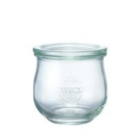 Weck 370ml Tulip Glass Jar