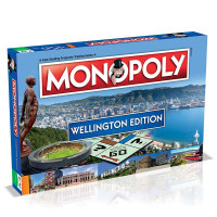 Monopoly Wellington Edition
