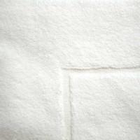 Baksana Aegean White Bath Mat