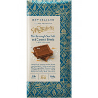 Whittaker's Artisan Collection: Sea Salt Caramel Milk Chocolate