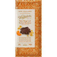 Whittaker's Artisan Collection: Ginger & Mandarin Chocolate