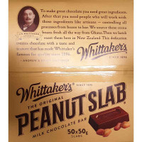 Whittaker's The Original Peanut Slab