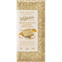 Whittaker's Artisan Collection: West Coast Buttermilk Caramelised White Chocolate