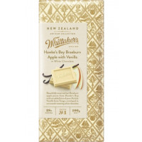 Whittaker's Artisan Collection: Apple & Vanilla White Chocolate