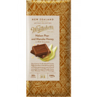 Whittaker's Artisan Collection: Pear & Honey Milk Chocolate