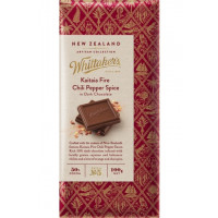 Whittaker's Artisan Collection: Kaitaia Fire Chili Dark Chocolate