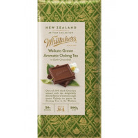 Whittaker's Artisan Collection: Oolong Tea Dark Chocolate