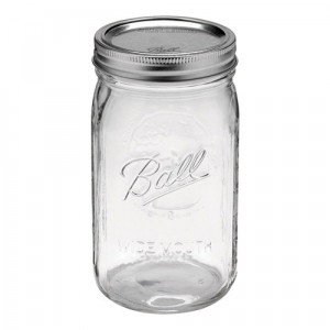 Ball Wide Mouth Mason Jar 960ml