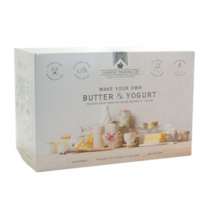 Country Trading Butter and Yoghurt Kit
