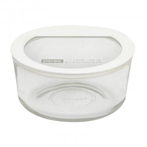 Pyrex Ultimate Round White