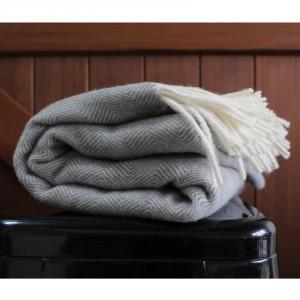 Mount Somers Lambs Wool Blanket