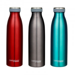 Thermos 500ml Thermocafe Vacuum Insulated Bottle.