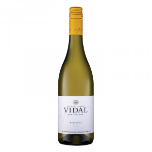 Vidal Estate White Label Dry Riesling