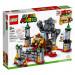 Lego Super Mario Bowsers Castle Boss