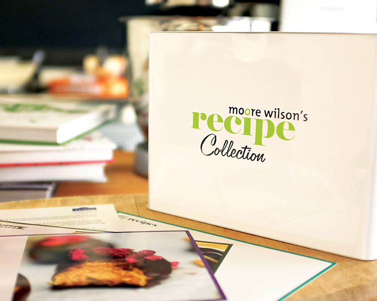 The Moore Wilson's Recipe Collection