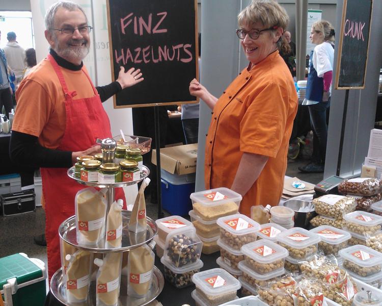 FINZ Hazelnuts