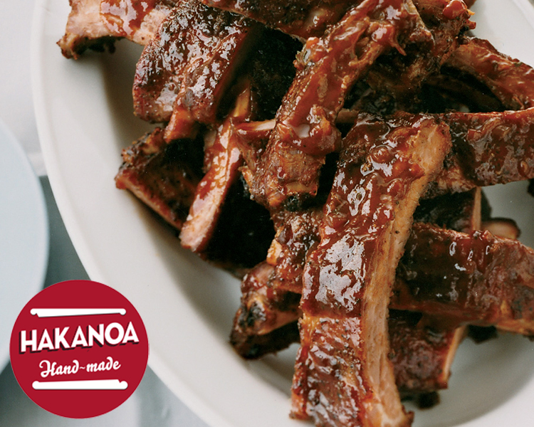 Hakanoa Sticky Ginger Pork Spare Ribs
