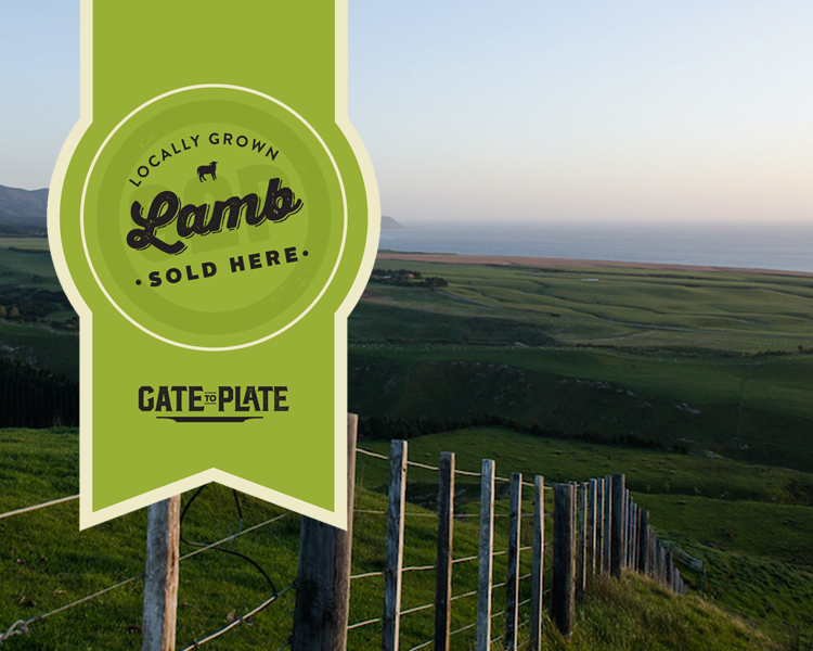 Gate To Plate: Locally Grown Lamb